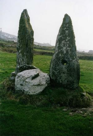 Marriage Stones on Cape Clear Island
