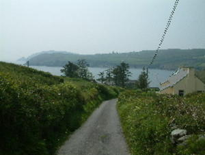 South Harbour Road, Cape Clear Island