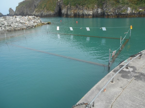 Frame for base of Cape Clear  Storm gate