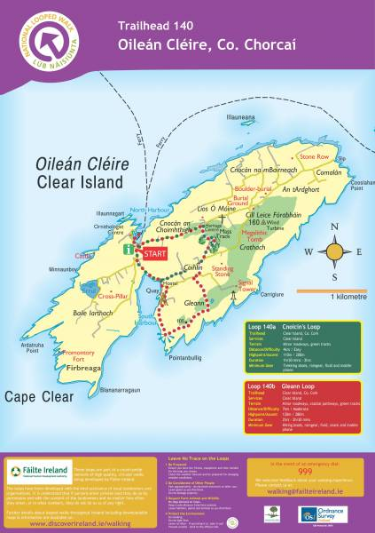 Cape Clear Walking Trails