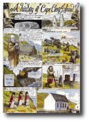 Cartoon History of Cape Clear island